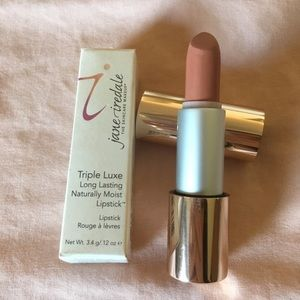 Jane Iredale Triple Luxe Lipstick in Molly